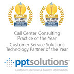 PPT Solutions Wins Stevie Awards® for Call Center Consulting Practice of the Year and Customer Service Solutions Technology Partner of the Year