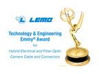 LEMO®获得2020技术与工程艾美奖