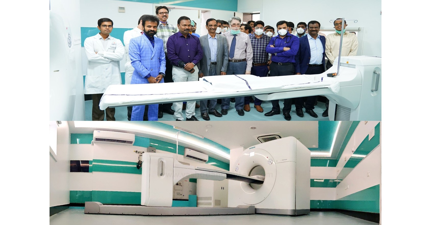 'Artificial Intelligence' Integrated PET-CT launched at Yashoda Hospitals, Hyderabad on the occasion of World Cancer Day 2021 - PR Newswire India