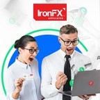 Leading Broker IronFX Announces Launch of New Affiliate Website...