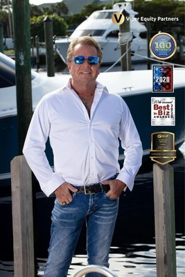 Viper Founder David C. Branch. Over the past year, Branch was recognized by the following organizations for his work with Viper Equity Partners: Best of 2020 in Investment Banking by the Miami Beach Award Program, Top 100 in Finance by Top 100 Magazine, one of 2020's Top 100 Global Leaders in Finance at the Global Conference on Insurance & Finance and Best in Biz Silver Awards 2020.