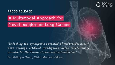 SOPHiA GENETICS and the Spanish Lung Cancer Group Team Up to Explore the Predictive Potential of Multimodal Health Data in Resectable Stage IIIA Non-Small Cell Lung Cancer