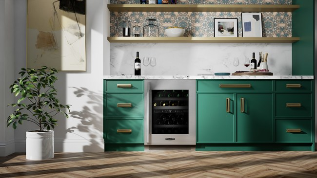 Signature Kitchen Suite Undercounter Wine Refrigerator
