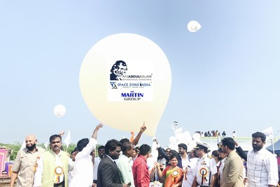 Martin Group Collaborates with Dr. APJ Abdul Kalam Foundation to initiate World Record launch of 100 Femto Satellites