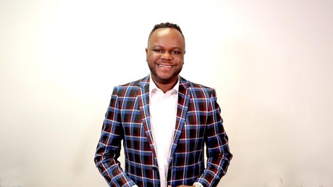 Uyi Abraham, Vonza Founder & CEO (PRNewsfoto/Vonza)
