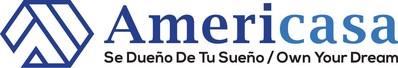 Americasa logo (PRNewsfoto/Americasa,Nationwide Mortgage Bankers)