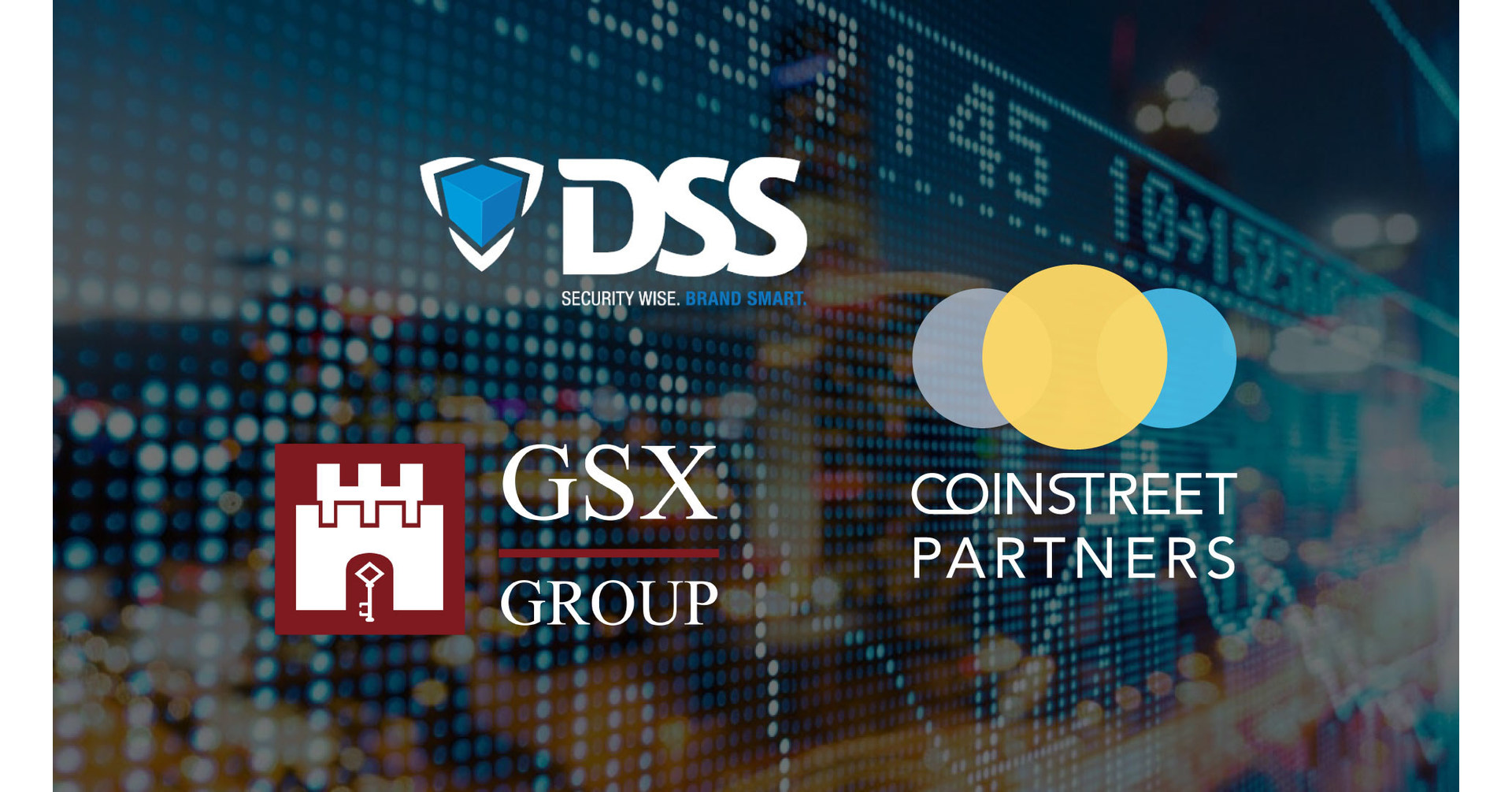 Document Security Systems, Inc., Coinstreet Partners and GSX Group Collaborate to Develop Digital Asset Exchange Business in the US
