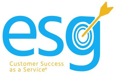 ESG provides Customer Success as a Service® (PRNewsfoto/ESG)