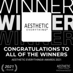 Aesthetic Everything® Announces the Winners in the 2021 Aesthetic and Cosmetic Medicine Awards