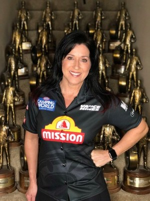 Vance & Hines Launches NHRA Motorcycle Race Team – Three-Time Champion Angelle Sampey to Campaign New Four-Valve Suzuki-Powered Bike