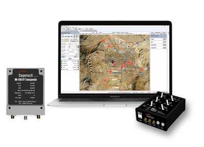 The  certified  MX12B  Mode  5  IFF  micro  transponder  includes  command  and  control  software  with  optional  ADS-B  In  visualization,  integration  kits,  and  test  kits.