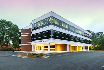Flagship Healthcare Properties' Cary office location