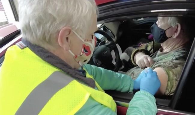 Kishigo Safety Vest - Covid Vaccine
