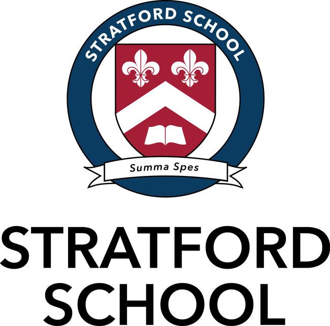 Stratford School logo