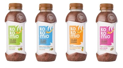 Coconut beverage manufacturer incorporates husks into shipping materials in an effort to set the standard for ethical, humane and sustainability sourced coconut beverage.