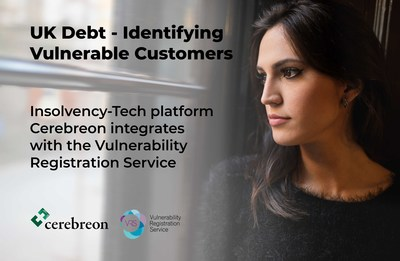 Insolvency-Tech platform Cerebreon integrates with the Vulnerability Registration Service