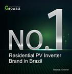 Growatt se convierte en el mayor proveedor de inversores PV residenciales en Brasil