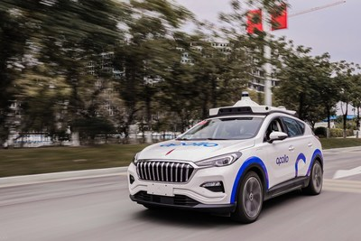 Baidu Apollo is expanding its services in Guangzhou, showcasing the commercialization prospects of autonomous vehicles