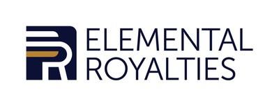 Elemental Royalties Corp. Logo (CNW Group/Elemental Royalties Corp.)