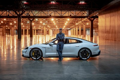 The Guinness World Records title for the fastest speed achieved by a vehicle indoors was confirmed by independent adjudicators as 102.6 mph – set by Leh Keen at the New Orleans Convention Center in a Porsche Taycan Turbo S.