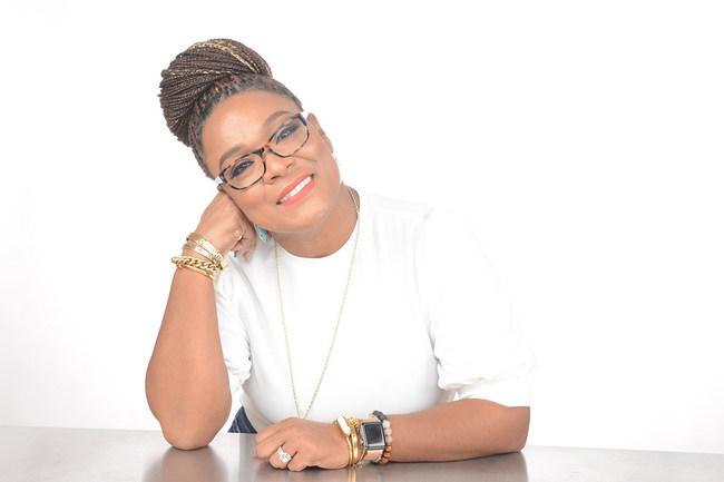 LaToyia Dennis, founder of Melanin Moms Media