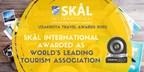 Skal International to Win The World's Leading Tourism Association Award