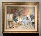 """American Fine Art Announces """"Avenue of Expression: Chagall, Tobiasse & Leger"""" Opening on February 11"""