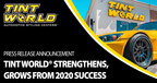 Tint World® builds franchise development strategy from 2020 success