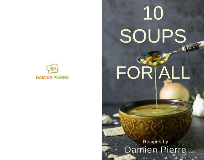 10 sopas para todos (inglés)