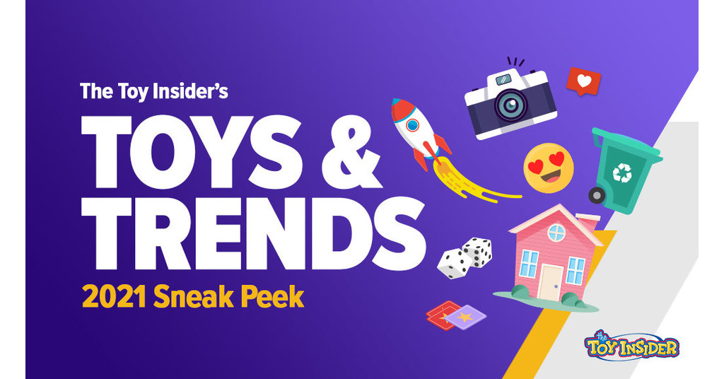 2021 Christmas Toy Trend The Toy Insider Experts Reveal Top Toys Trends To Watch In 2021