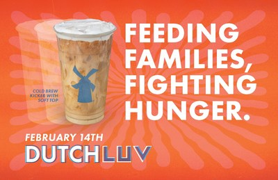 Dutch Luv Day is on Sunday, February 14th