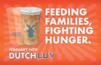Dutch Bros teams up with customers to help fight hunger this...