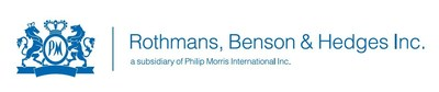 Rothmans, Benson & Hedges Inc. (CNW Group/Rothmans, Benson & Hedges Inc.)