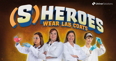 """Univar Solutions Launches """"(S)heroes Wear Lab Coats"""""""
