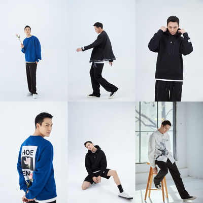 William Chan in 2021 Spring Designer Collection