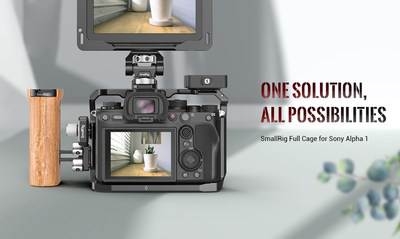 SmallRig Full Cage for Sony Alpha 1