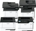 Sharp Expands Multifunction Printer Line with Four New Desktop...