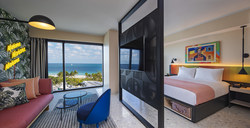 Suite at Moxy South Beach
