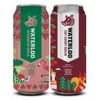 多汁新闻:滑铁卢酿酒厂推出新的西瓜雷德勒和酸樱桃雷德勒