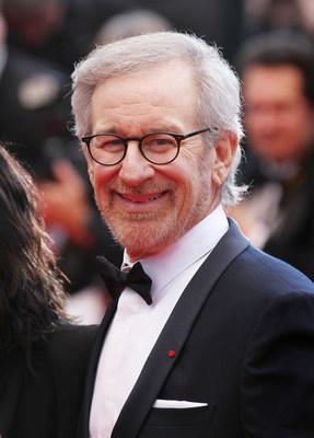2021 Genesis Prize Laureate Steven Spielberg. Credit: WFPA / Alamy Stock Photo