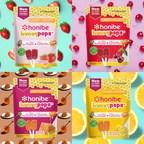 Honibe®推出Honeypops™第一纯蜂蜜喉咙棒棒糖