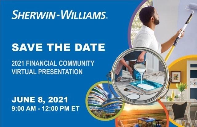 (PRNewsfoto/The Sherwin-Williams Company)