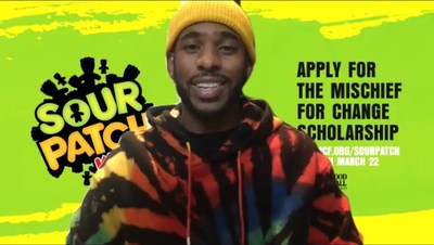 Basketball superstar Chris Paul virtually announces SOUR PATCH KIDS Mischief for Change Scholarship to group of Phoenix-area students