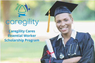 Caregility Launches Scholarship Program for Frontline Healthcare Workers