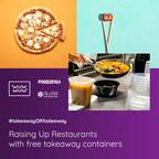 "WuW WUW,Foodzinga和Cube Packaging正在推出""提升餐厅""活动,以通过Covid-19帮助当地的餐馆和酒吧"