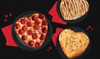 Share the Love on Valentine's Day with a Heart-Shaped Jet's Pizza®