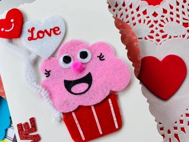 This Valentine's Day, more than 2,100 handmade greeting cards will be distributed to seniors in Inland Empire living facilities.