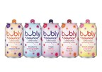 Sparkling Water Fans, Rejoice! bubly™ sparkling water Introduces bubly bounce™ -- Featuring Everything You Love About bubly Now With Just a Kick of Caffeine
