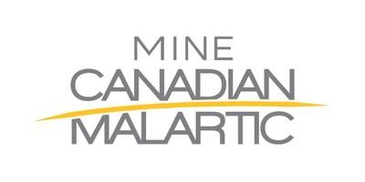 Logo de Mine Canadian Malartic (Groupe CNW/Mine Canadian Malartic)