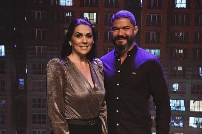 Foto Divulgação Bispo Lucas e Bispa Priscila